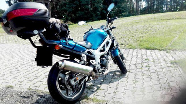 Suzuki SV650 IDEAŁ! Najładniejszy, prywatny od wielu sezonów, ZAMIANA