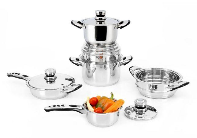 Набор посуды из нержавеющей стали KOHERSEN (аналог ZEPTER, BAUER )