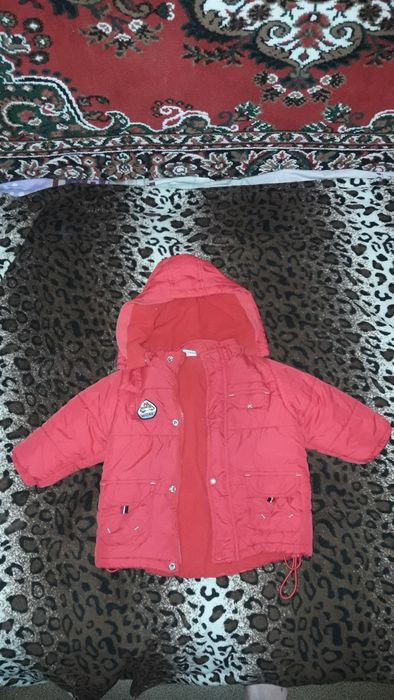 Куртка детская теплая Красноград - изображение 1