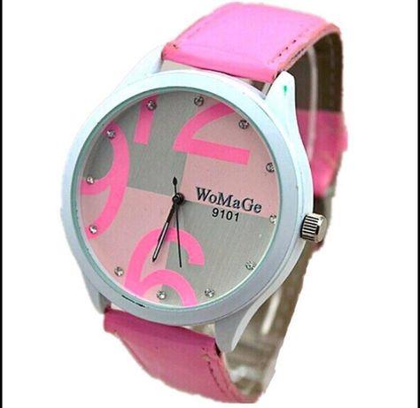 Relógio novo
