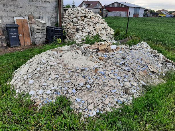 Oddam gruz budowlany