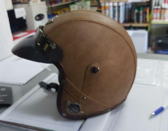 Мотошлем Шлем мотоциклетный Чоппер