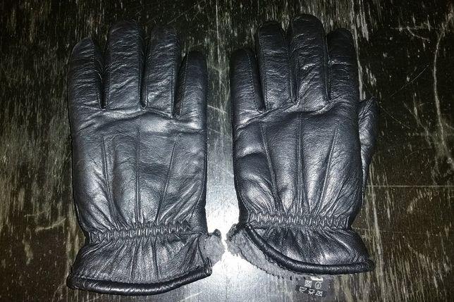 Перчатки кожаные мужские Paidi размер 10