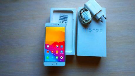 Смартфон Meizu M5 Note