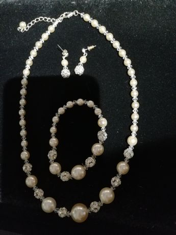 Biżuteria ślubna biżuteria she