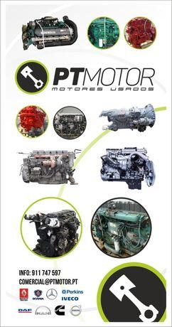 Motores para Pesados Camiao e Maquinas