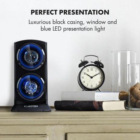 ГЕРМАНИЯ! Новый Ротомат шкатулка для часов с автоподзаводом тайммувер