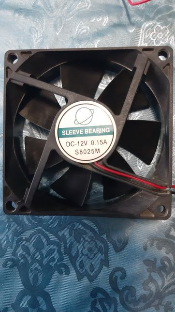 Вентилятор в системном блоке компьютера