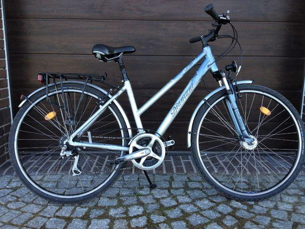 Rower Trekkingowy Diamant Ubari Alu Rama 45 cm Koła 28 cali Alivio
