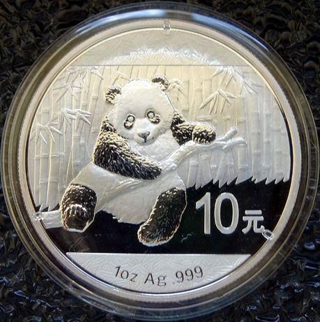 moneta panda chiny