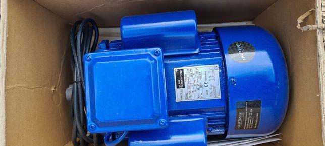 Silnik elektryczny jednofazowy 230V 3kW