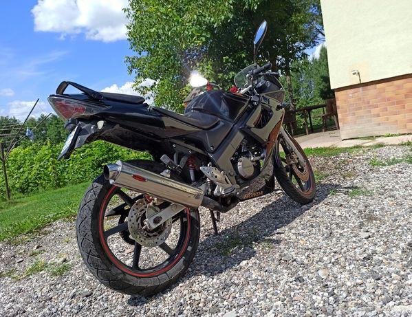 Honda Cbr 125/50
