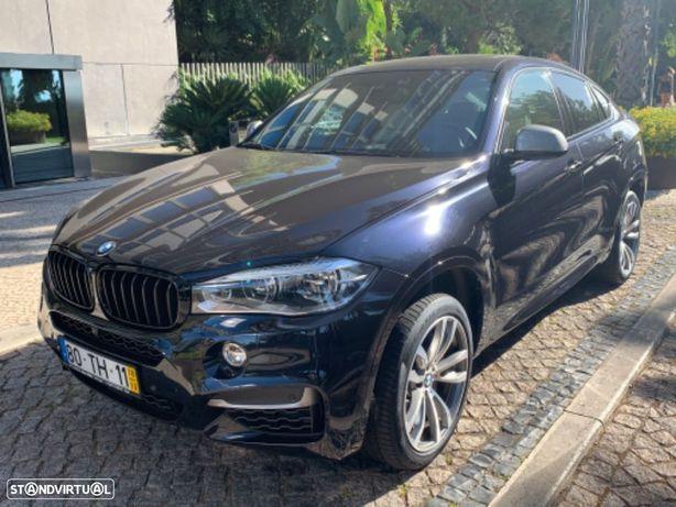 BMW X6 M M50 d xDrive