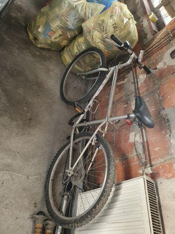 Rower na o sprzęcie Shimano