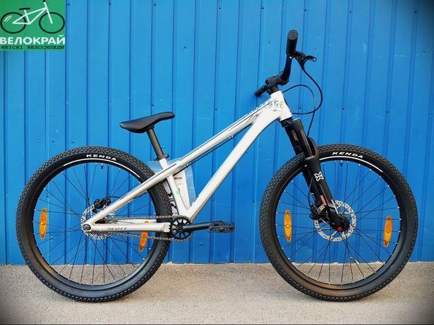 Новий велосипед SCOTT Voltage YZ 0.1 2020 стріт дьорт bmx #Велокрай