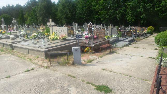 DZIAŁKA , KWATERA ziemna na Cmentarzu Miejskim , Notarialnie