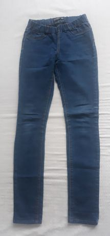Spodnie jeans r. S