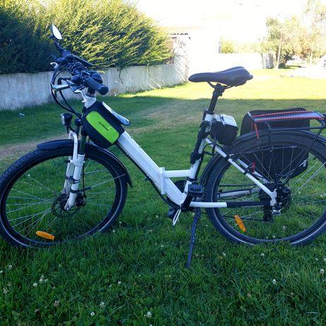 Bicicleta elétrica Folkvanlig - IKEA