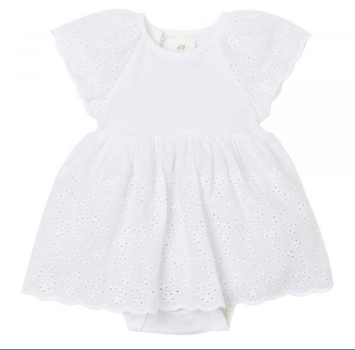 Платье, Hm, боди, нарядное, белое, новое, next, zara Киев - изображение 1