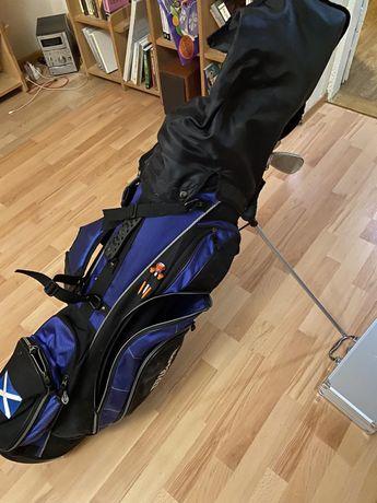 Набор для гольфа (полный комплект) в отличном состоянии!