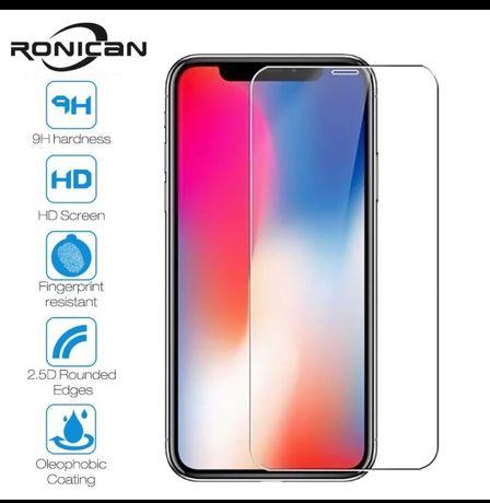 Скло захисне iphone x - 3шт.