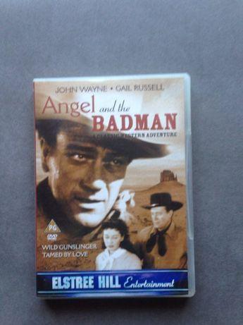 """John Wayne """"Angel and the Badman""""dvd w jęz.angielskim"""