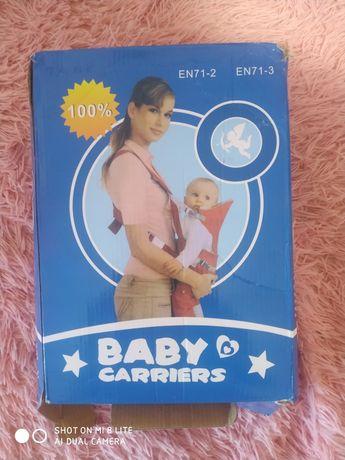 Слинг-рюкзак, кенгуру для детей