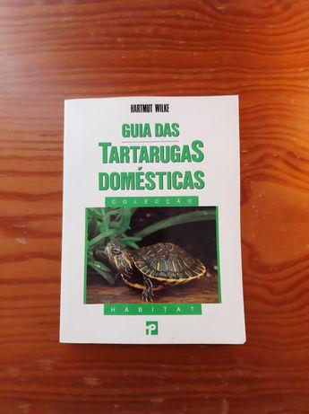 Guia das Tartarugas Domésticas - Hartmut Wilke