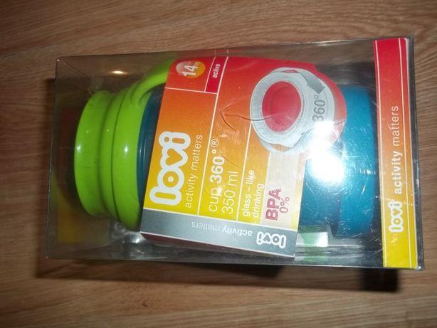 Nowy kubek niekapek LOVI 350 ml + gratis nowe uszczelki