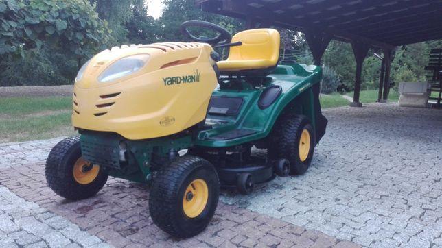 traktorek kosiarka Yard Man kawassaki 21KM,2cyl,pompa,hydro