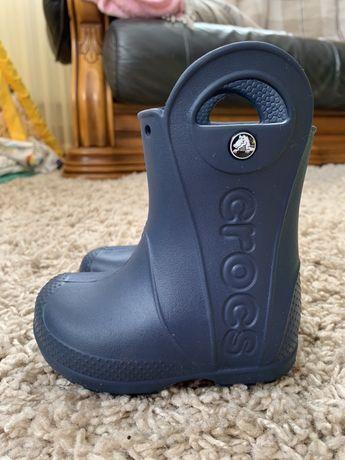 Резинові чоботи дитячі Crocs Kids