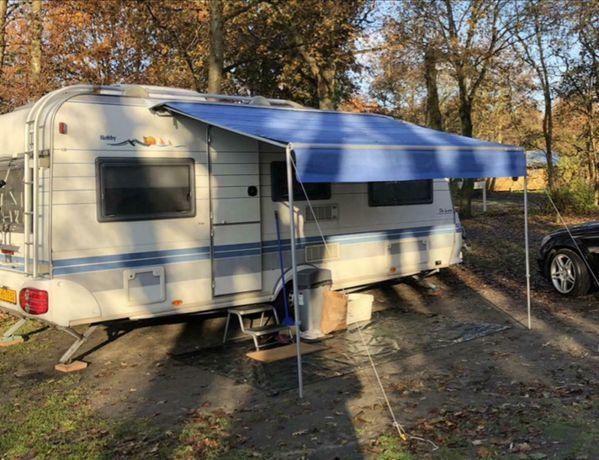 Markiza Roleta Fiamma 310 przyczepa bus camper w pokrowcu
