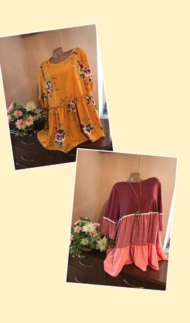 Женская блуза туника