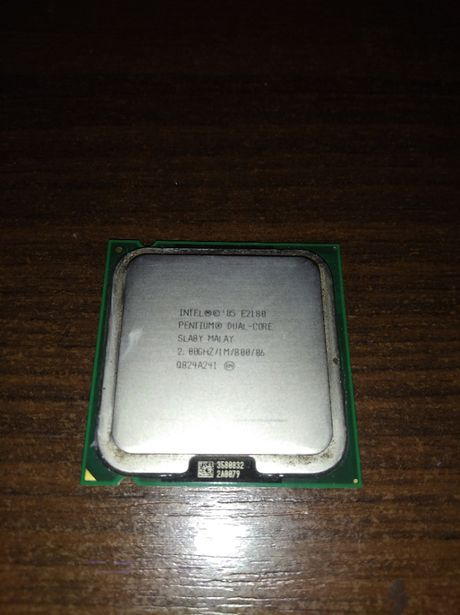 Процессор Intel Pentium E2180