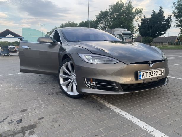 Tesla model s 75D 2016р