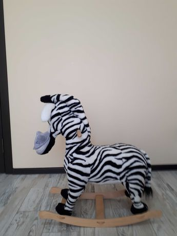 Продам качалка зебра Мартин.