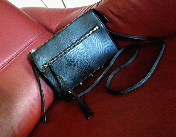 H&M__Nowa! Mała czarna torebka / nietrafiony prezent