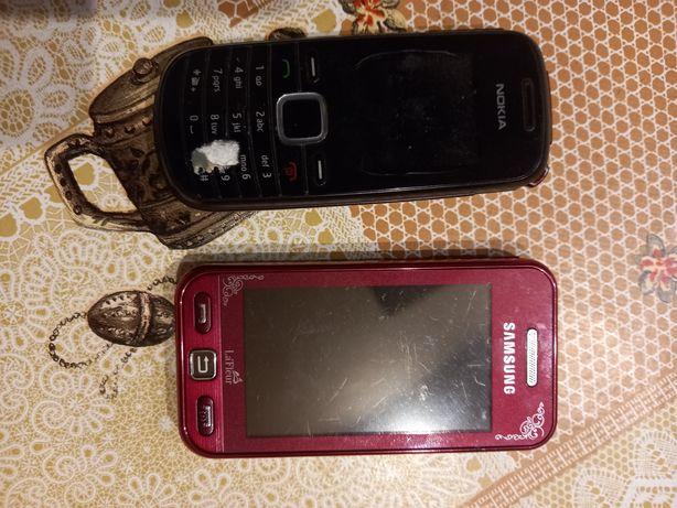 Sprzedam telefony Nokia i Samsung