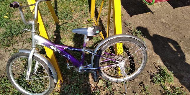 Продам велосипед для ребенка от 7 до 10 лет