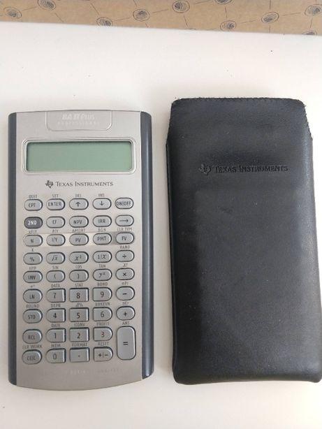 Texas Instruments BAII PLUS PROFESSIONAL - kalkulator finansowy BA II