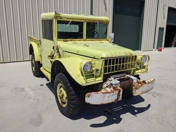 1953 Dodge M37 4x4 Power Wagon