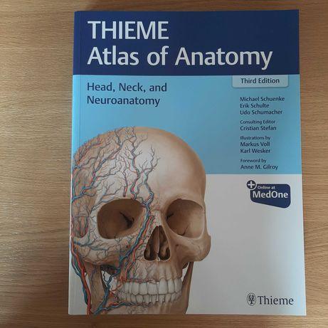 Atlas of Anatomy: Head, Neck and Neuroanatomy