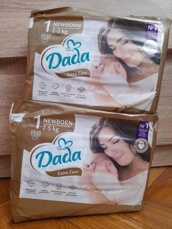 2x Pieluchy Dada Extra Care 1