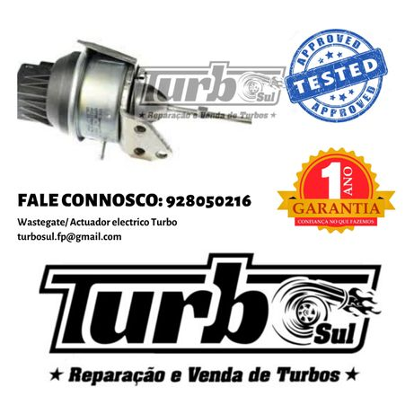Wastegate/ Actuador electrico Turbo
