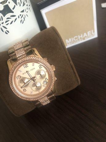 Zegarek złoty Michael Kors