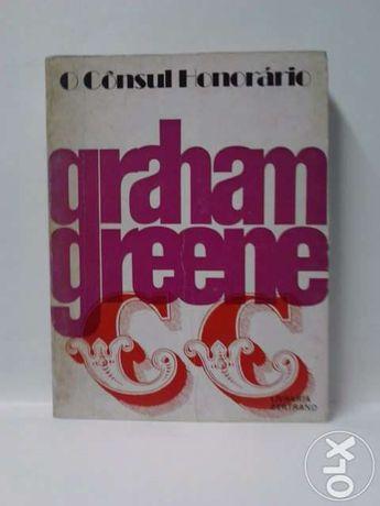 O Cônsul Honorário.Graham Greene