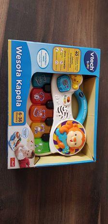 Zabawka dla dziecka wesoła kapela