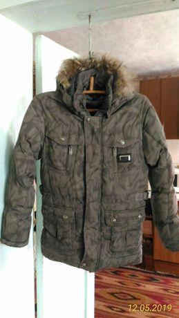 Продам куртку зимнюю на подростка