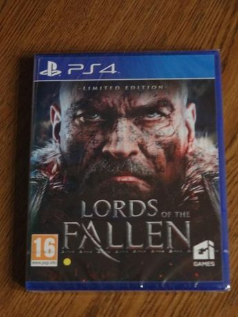 PS4 Lords of the Fallen Nowa zafoliowana
