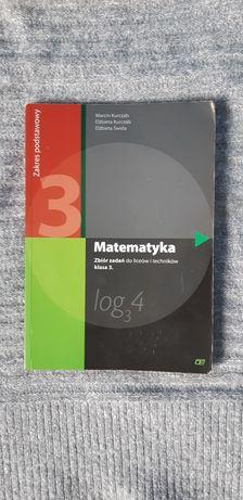 Matematyka 3 zbiór zadań